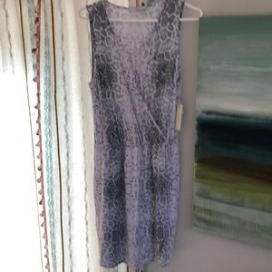 Tart Collections snake print tank dress - NWT